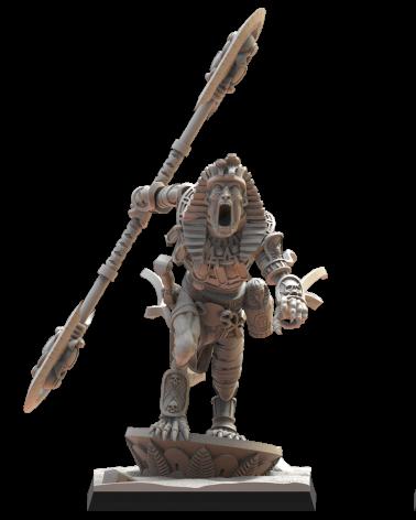 Kit Death Guard Arquebuses