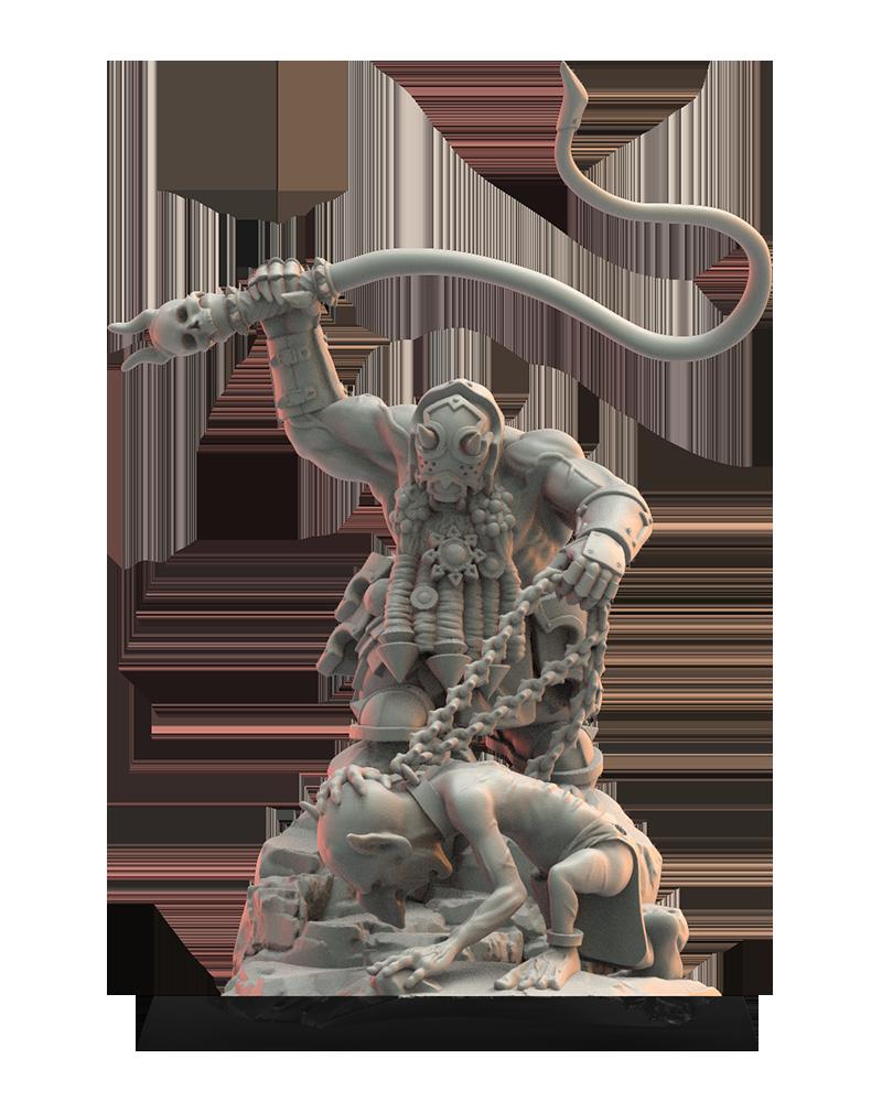 Ironclad Berserker orc