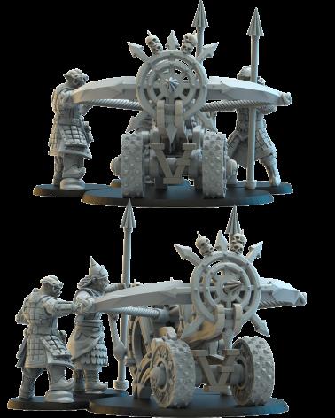 Large skulls kit
